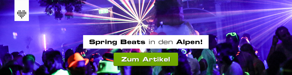 "Die ""Beats""-Eventreihe in Zell am See"